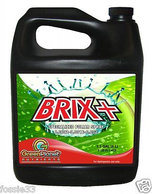 Grün Planet Nutrients - Brix Plus 1 Liter