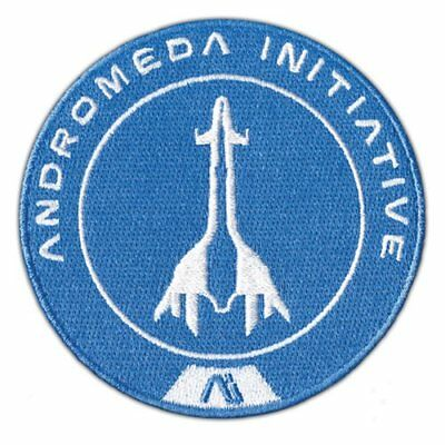 Mass Effect Andromeda Tempest Crew Embroidered Patch