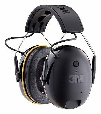 3M 90543-4DC WorkTunes Connect Hearing Protector with Bluetooth Technology