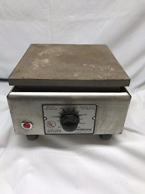 Barnstead Thermolyne Type 1900 Laboratory Hot Plate * Model: HPA1915B * Tested