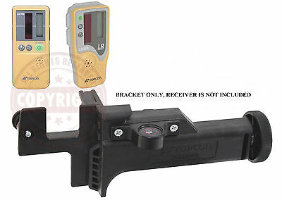 Topcon Holder 6 Laser Receiver Bracket, Sensor Clamp,ls50,ls70,ls80
