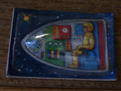 1950's Cracker Jack Rare Space toys
