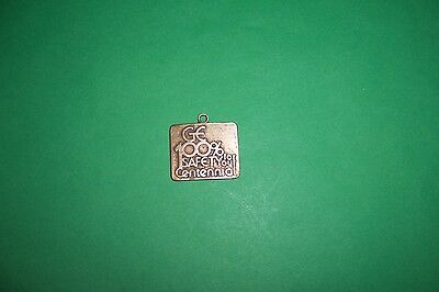 Vintage GE 100th Safety To You Centennial Brass Pendant #5780 General Electric
