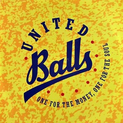 """7"""" UNITED BALLS One For The Money One For Soul / Hot And Horny VIRGIN Ska 1988"""
