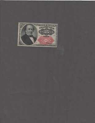 Fractional Currency, 25 Cent, 4th Issue, Very Choice Uncirculated-NICE!!