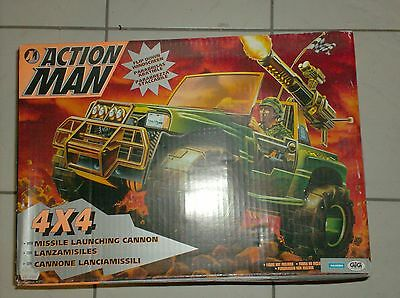 Action Man Truck