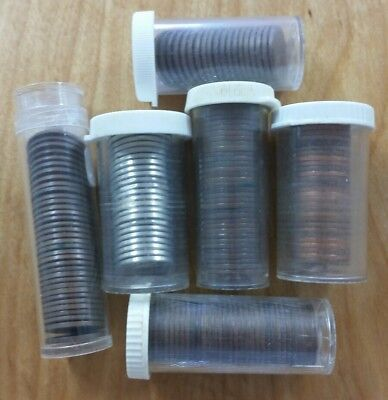 Mixed Lot of  Canadian 5 cent and 1 cent- Unsearched!!