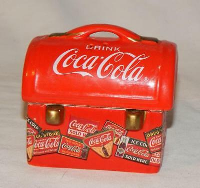 Coca Cola Lunch Box Salt And Pepper Shaker Set
