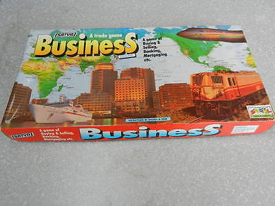 BUSINESS Vintage BOARD GAME Satya 1998 (Indian Monopoly) - Very Rare.
