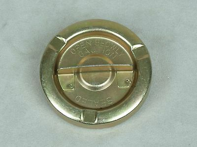 New Reproduction 1970-1974 C3 Corvette Non-Vented Gas Cap Stamped S 3994339