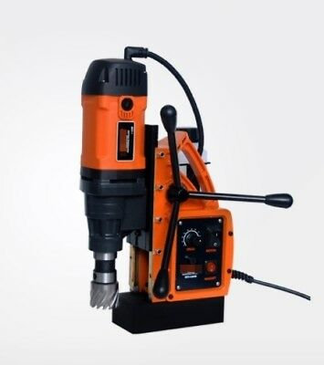Magnetic Base Power Drill 42mm Heavy-Duty Drilling German Quality Drills