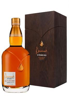 New Benromach 35 Year Old Single Malt Scotch Whisky (700ml)