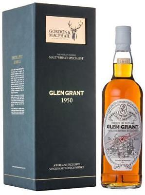 G&M Glen Grant 1950, 57 Year Old, ABV 40%, 700ml Presentation Boxed bottle