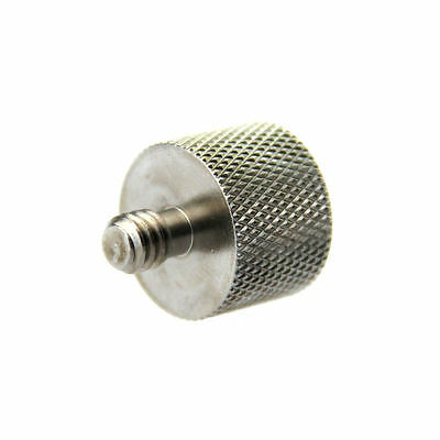 "US CAMVATE 5/8"" Female to 1/4"" Male Mount Screw for DSLR Microphone Stand Studio"
