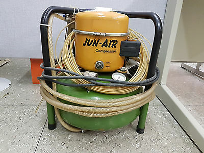JUN - AIR Druckluft Compressor 8 bar