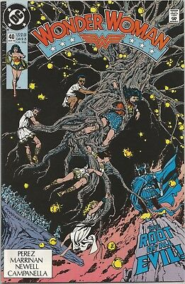 WONDER WOMAN (1987) #40 Back Issue (S)