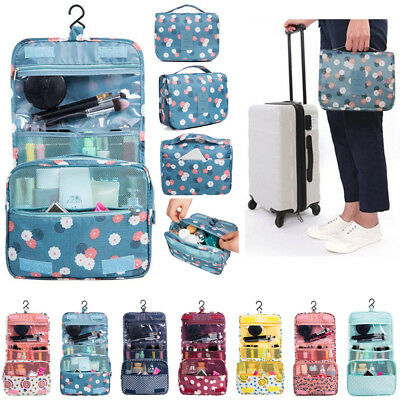 Portable Waterproof Clothes Travel Storage Bag Luggage Cosmetic Organizer Pouch