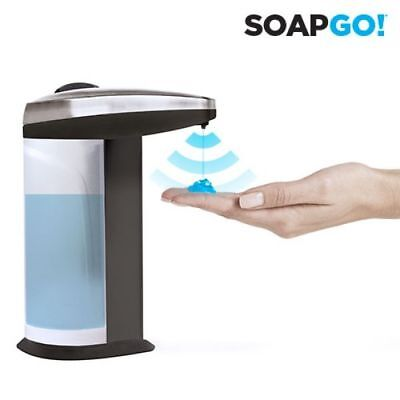 Dispensador Automatico De Jabon Soapgo 400 Ml Indicador Led