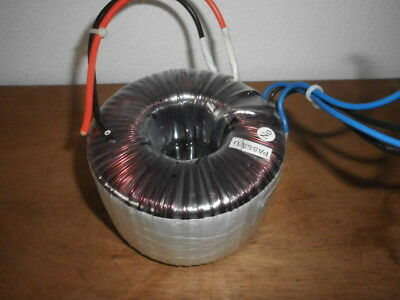 320 VA Audio Ringkern Transformator 2 x 26 VAC