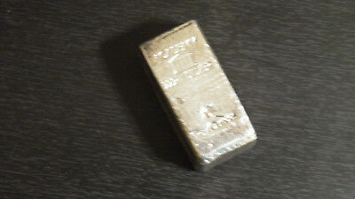 Nice looking 10 troy ounce Academy Silver Bar .999 Fine (Loaf Style)