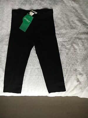 H & M Girls 3/4 Leggings Stretch Pants Size/age 6-7 years