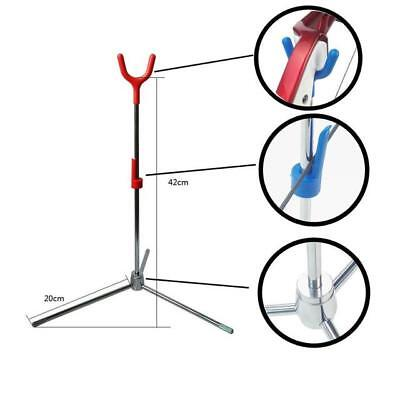 Takedown bow stand for archery recurve and compound bow DEFAULT CATEGORY