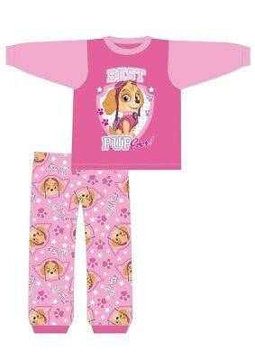 Girls Pyjamas Paw Patrol Toddler Pjs 6 to 24 Months