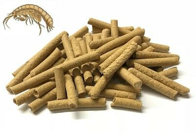 Gammarus Sticks High Protein Natural Feed,Turtle/Terrapins,Sturgeon,Fish Food