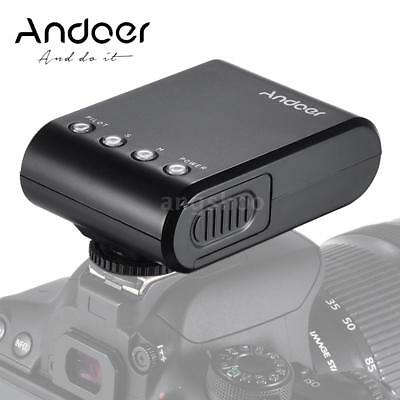 Andoer Slave Flash Speedlite Light for Canon Nikon Pentax SONY a7 DSLR Camera