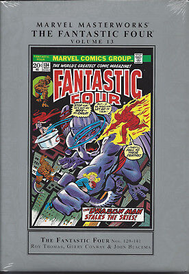 Marvel Masterworks FANTASTIC FOUR HC #13 OUT OF PRINT 2011 THING TORCH SEALED NM