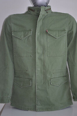 Levi's Unlined Field Jacket Sea Moss NWT Style  296600000