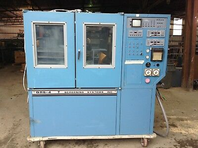 Screening Systems QRS-400T Quasi Randon Vibration / Temp. SMT Testing Chamber