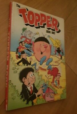 The Topper Book 1982 Annual. Unclipped