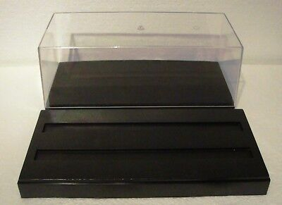 Model Display Case for 1/24 & 1/64 Scale Diecast Model Cars Collectors Show Case