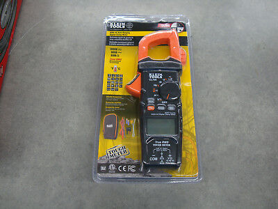 Klein Tools CL700 - 600A AC Auto-Ranging Digital Clamp Meter! New!