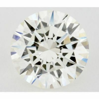 Diamant Diamond Brillantschliff 0,96 ct  VVS1 Fancy White 6,77mm