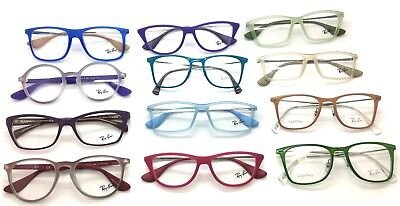 Ray Ban Plastic Round Square Rectangle Wholesale eyeglass Lot Lightray Optical