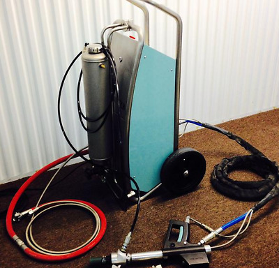 PolarTech Snow  (Dry Ice) Blaster With Secondary Media Attachment NO RESERVE!