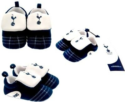 Tottenham Hotspur Fc Baby Boots Booties Babys Slippers Pram Shoes Crib Spurs