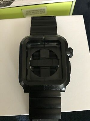 LUNATIK EPIK Link Aluminum Case Bracelet Strap Apple Watch 42MM Series 1