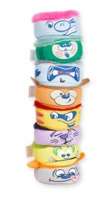 Kid's Stackems,Stack Up High,Furry Plush Toy Collectibles (Great Christmas Gift!