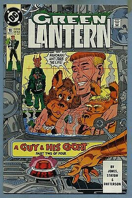 Green Lantern #10 1991 Guy Gardner DC Comics v