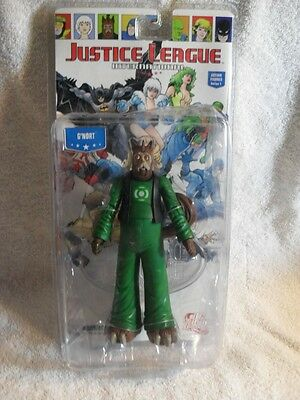 JLI Justice League International G'Nort 6in Action Figure DC Direct Toys NEW