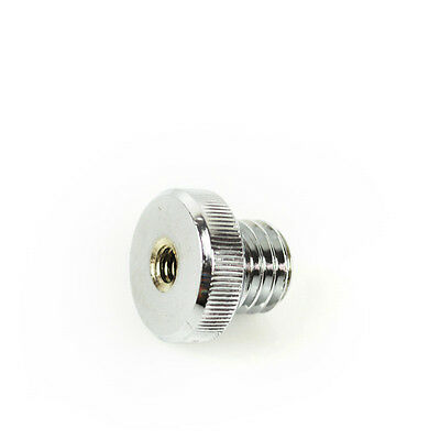 "CAMVATE 5/8""-11 to 1/4""-20 female Thread Screw Adapter for Tripod Camera"