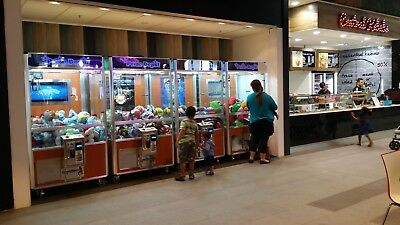 Small Business For Sale Swan Hill Claw Vending Machine