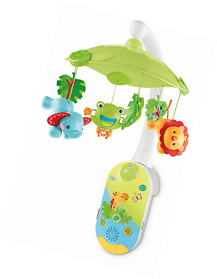 Fisher-Price Smart Connect 2-in-1 Projection Mobile, Multi color