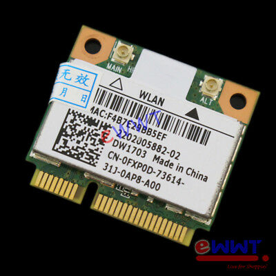 Atheros AR5B225 Wifi Wireless Bluetooth 4.0 Half MINI PCI-E Card Laptop ZVFE223