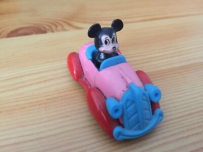 Vintage Walt Disney Productions Mickey Mouse im Auto Nr. 55-56