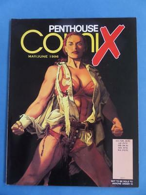 Penthouse Comix May 1996 Pugh Suydam!