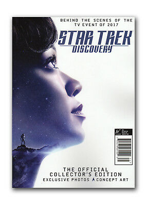 US MAGAZIN STAR TREK  DISCOVERY Official Collector´s Edition
